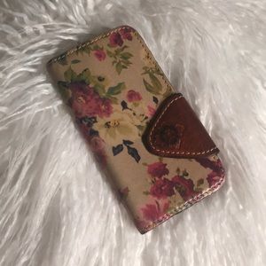 Accessories - iPhone 6/6s leather phone case with wallet